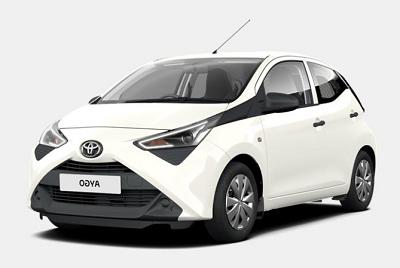 Toyota Aygo Occasion 226.00 image